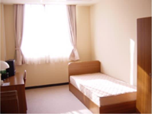 自習・寝室